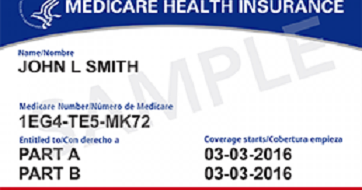 How to Replace a Medicare Card foto