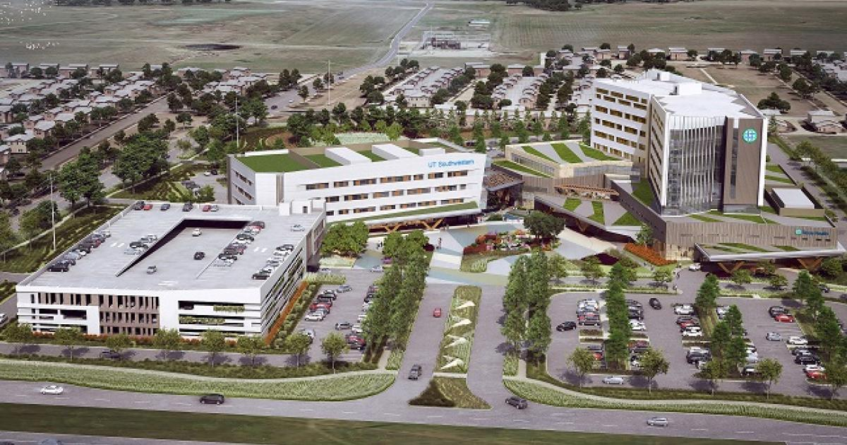 Construction begins on $270M Texas Health, UT Southwestern